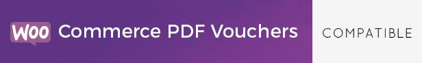 PDF Vouchers Support