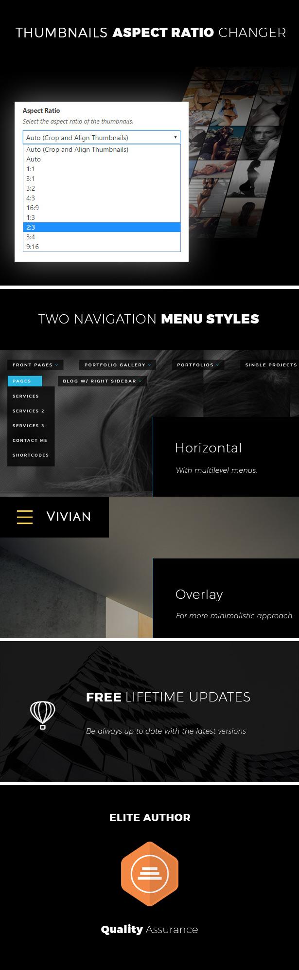 Vivian Description