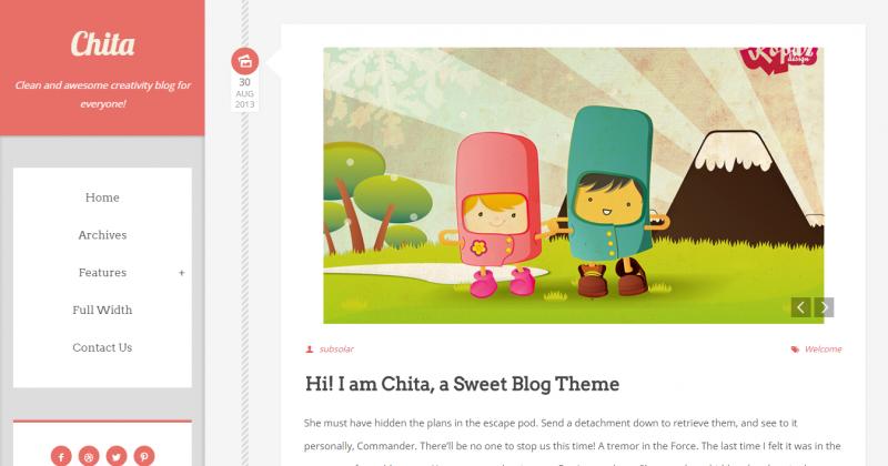Chita Screenshot